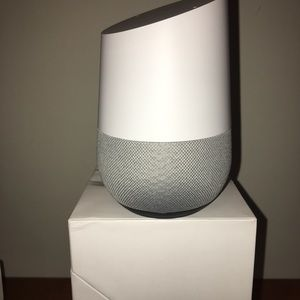 Google Home - New Open Box